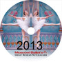 Moscow Ballet's Great Russian Nutcracker Dance with Us performance DVDs from 2013