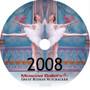 2008 Great Russian Nutcracker DVD W/Dance with Us Kids