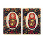 Tapestry Mousepad set of 2, made in Turkey and from Moscow Ballet