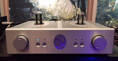 LS 300 Balanced Tube Preamplifier