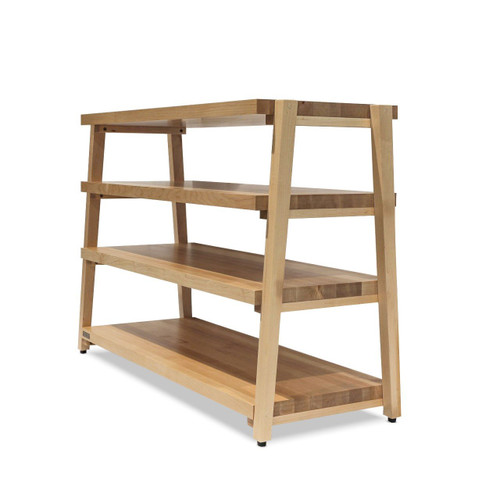 Butcher Block Acoustics 4 Shelf RigidRack