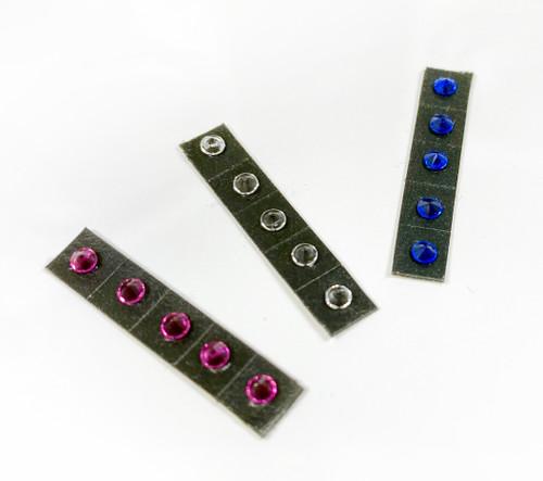 QSA Gemstones - Pack of 5