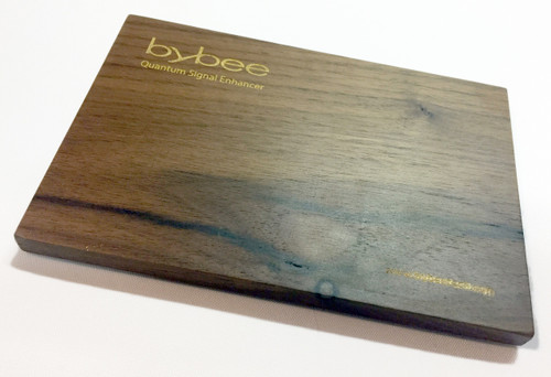Bybee Quantum Signal Enhancer - Wood Version