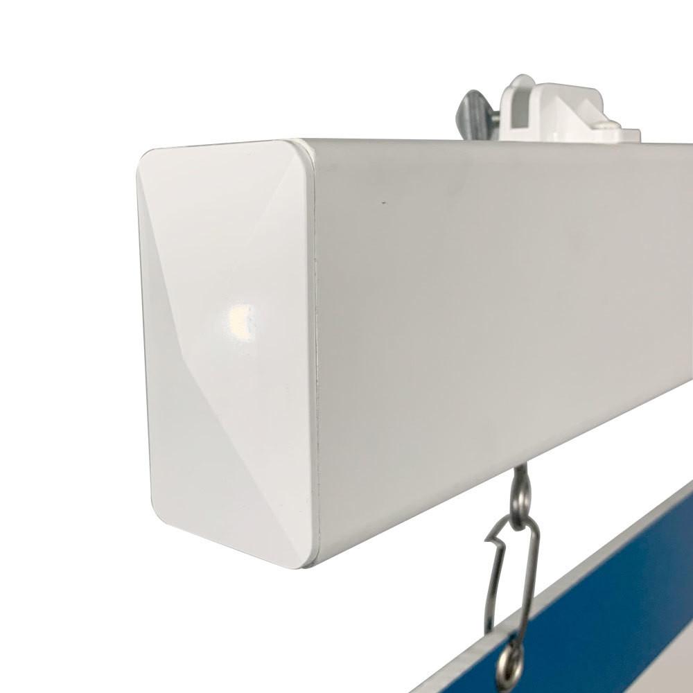 Real Estate Arm End Cap - Interior Fit (White)