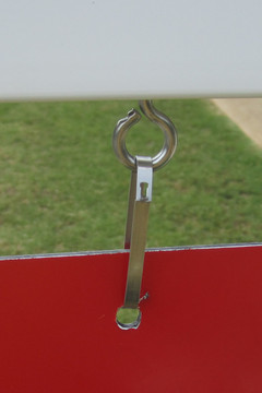 Includes Stainless Steel Mounting Hardware