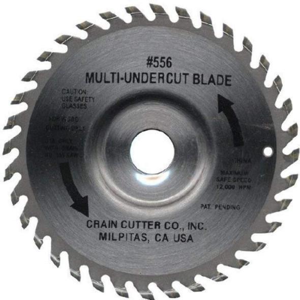 Crain Carpet Carbide Blade F/555#556