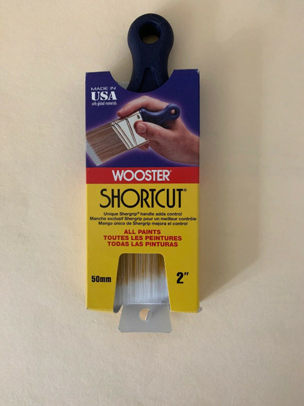 """Wooster Paint Brush Consumer Polyester Angle 2 """""""