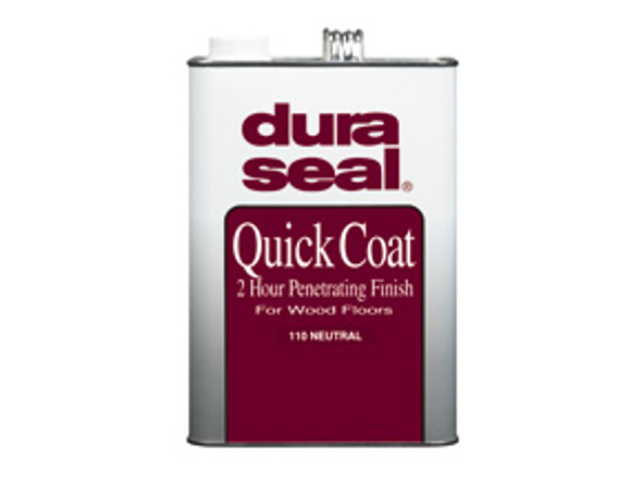 Dura Seal Quick Coat Penetrating Finish - Quart