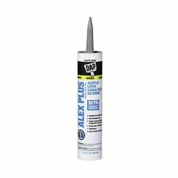 Alex Plus Acrylic Latex Caulk Plus Silicone (Case Of 12)