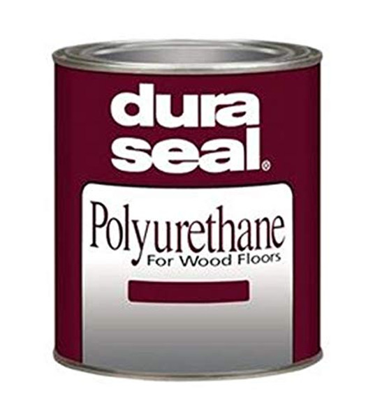 DuraSeal 550 VOC Polyurethane clear Oil-Based Wood Floor Durable Protective Finish For Wood Floors (QT)