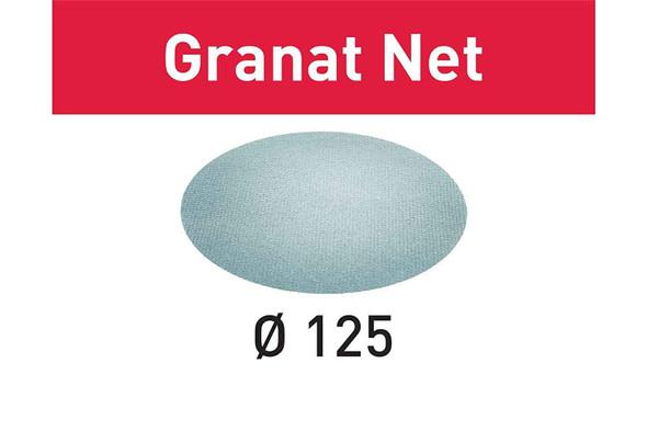 """Festool 203294 P80 Grit GRANAT Net Abrasives, 5"""""""