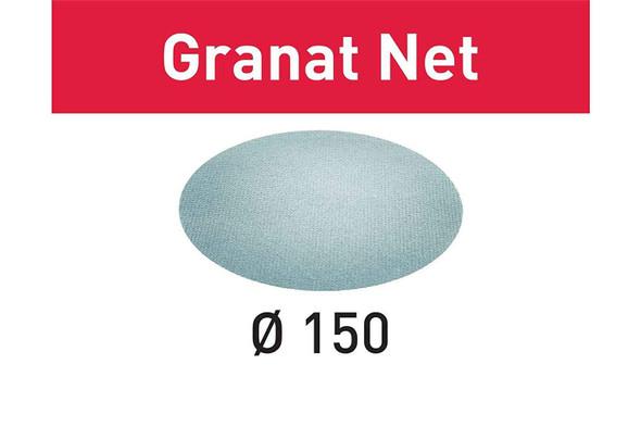 """Festool 203307 P180 Grit GRANAT Net Abrasives, 6"""""""