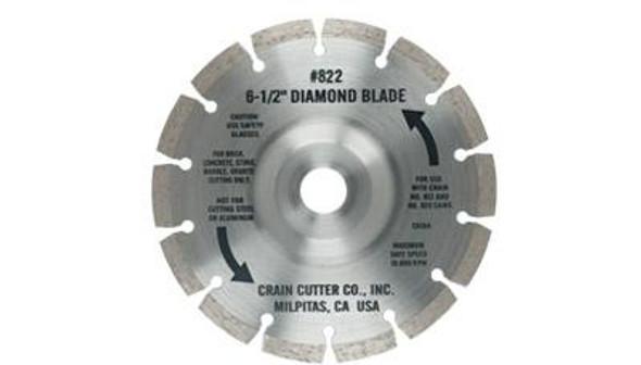 Crain No. 822 Diamond Undercut Blade