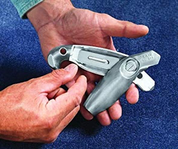 Crain 217 Hook Handle Razor Carpet Knife