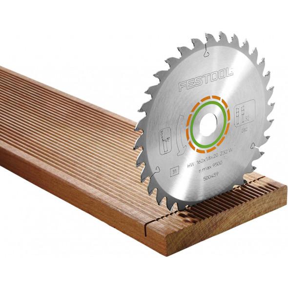 Festool 500462 Fine Saw Blade with 32 Teeth
