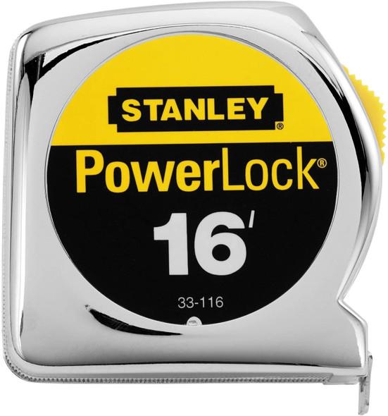 Stanley PowerLock Professional Tape Measure, 16- Foot