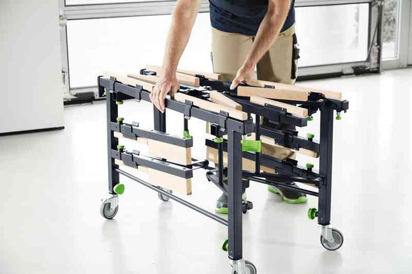 Festool 205183 Limited Edition STM 1800 Mobile Sawing Table