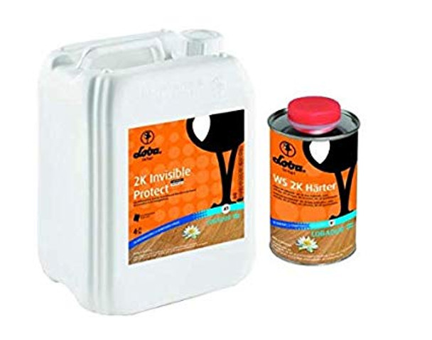 Loba Invisible Protect AT Water-Based Surface Protection - 1 Gallon