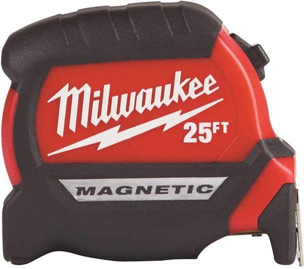 Milwaukee Tape Measure 25Ft Magnetic
