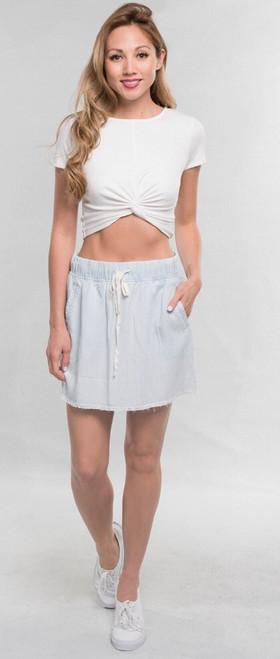 Tencil Mini Skirt