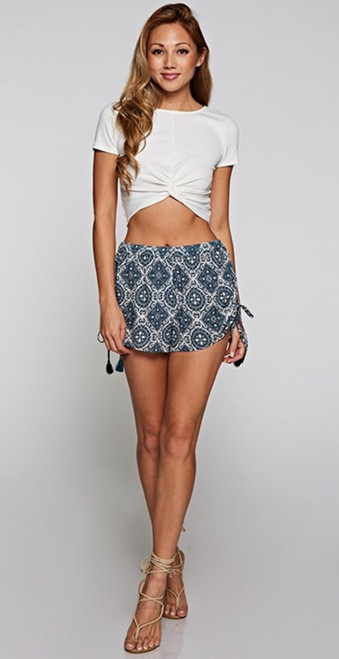 Tile Shorts