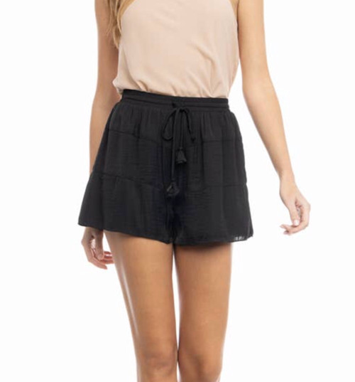 Tiered Shorts