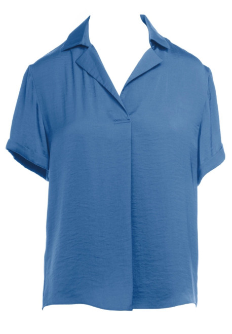 Haze Button Back Shirt
