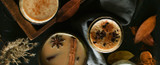 Fall Drink Recipes with Medicinal Mushrooms