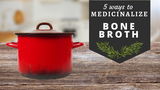 Epic Bone Broth - Recipes & Insight on Making Medicinal Stocks, Soups & Other Foods