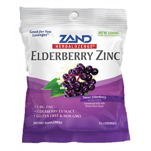 Elderberry Zinc Herbalozenge