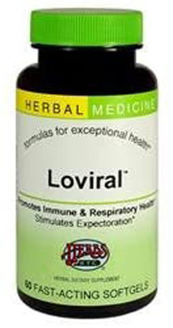 Loviral Softgels