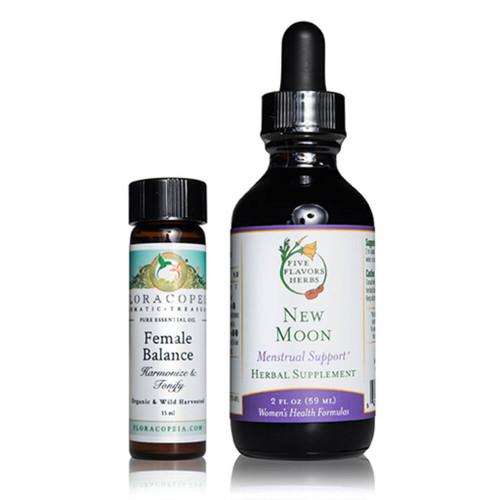 Moon Balance Hormone Wellness Kit