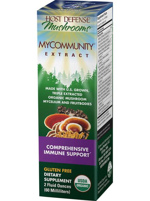 MyCommunity® Mushroom Extract