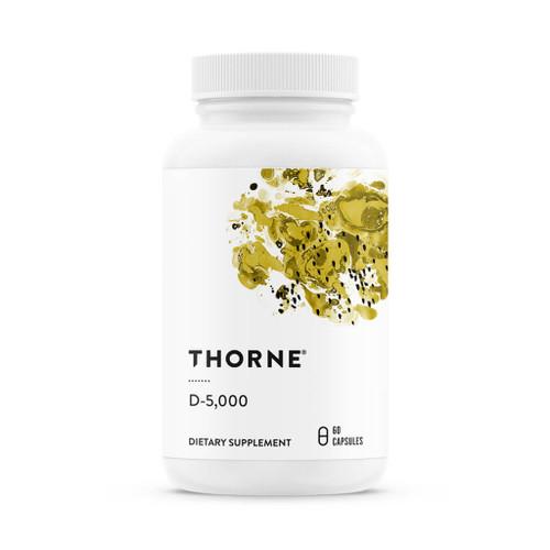 Vitamin D-5000 Capsules