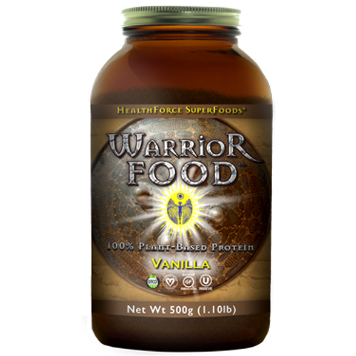 Warrior Food Plant-Based Protein Powder