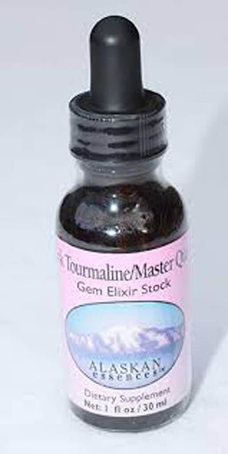 Black Tourmaline Gem Elixir