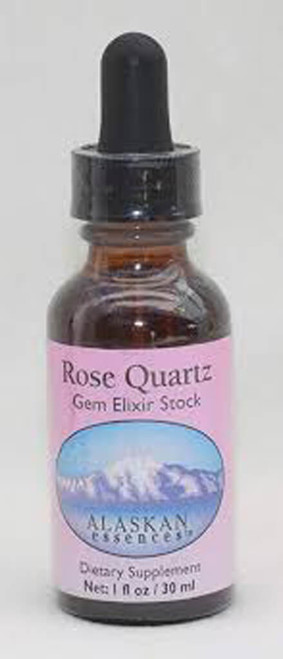 Rose Quartz Gem Elixir