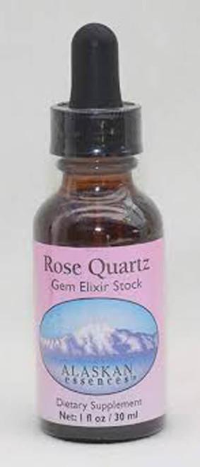 Rose Quartz Gem Elixir