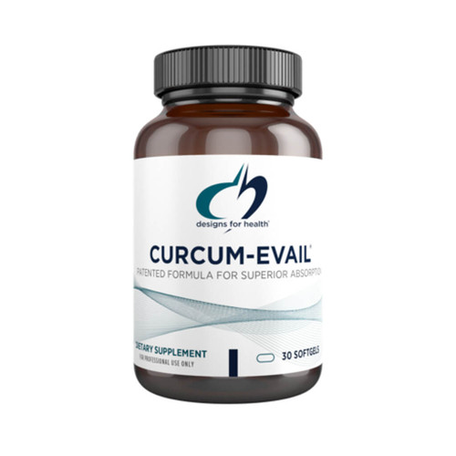 Curcum-Evail Softgels