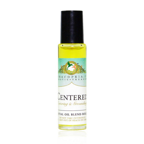 Centered Essential Oil Blend Roll-on