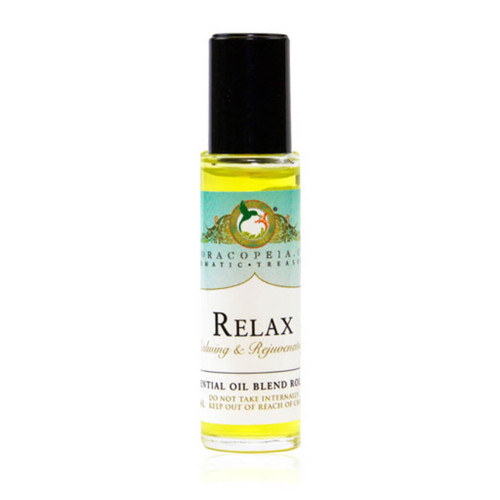 Relax Essential Oil Blend Roll-on