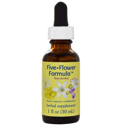 Five Flower Formula Flower Essence