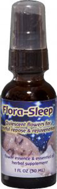 Flora-Sleep Flower Essence Spray