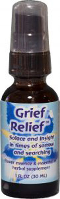 Grief Relief Flower Essence Spray