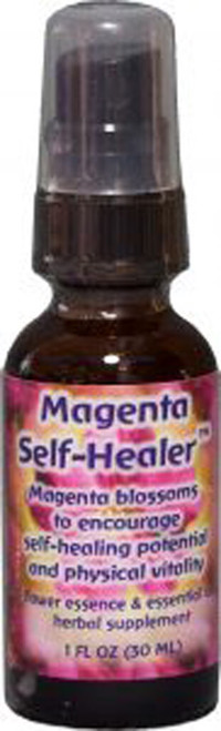 Magenta Self-Healer Flower Essence Spray