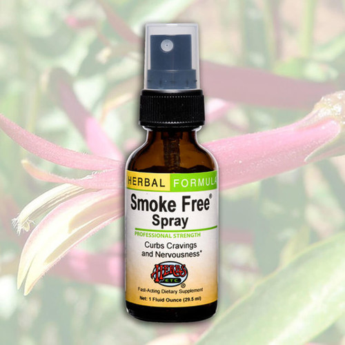 Smoke Free Spray