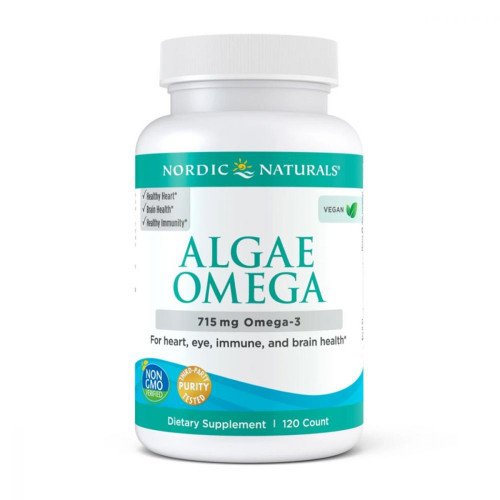 Algae Omega Softgels