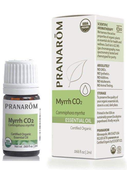Myrrh CO2 Essential Oil