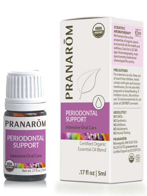 Periodontal Support Essential Oil Blend