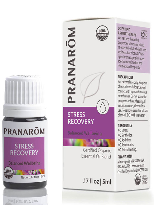 Stress Recovery Essential Oil Blend